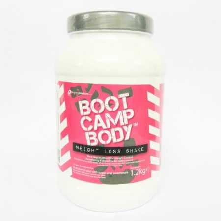 boot camp body branding shake