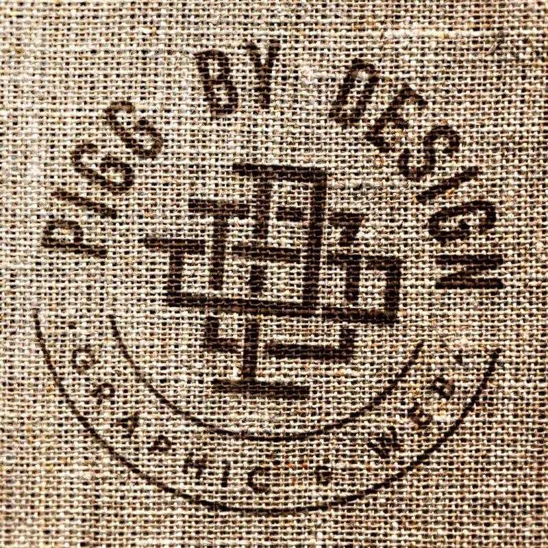 linen print logo